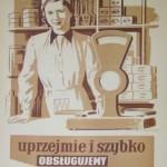 Plakat propagandowy Plac Zabaw od NIVEA